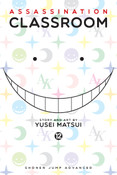 Assassination Classroom Manga Volume 12
