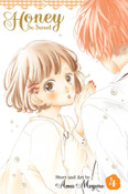 Honey So Sweet Manga Volume 4