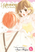 Honey So Sweet Manga Volume 6