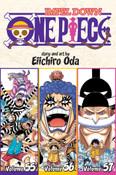 One Piece Omnibus Edition Manga Volume 19