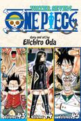 One Piece Omnibus Edition Manga Volume 15