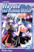 Hayate the Combat Butler Manga Volume 28