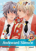 Awkward Silence Manga Volume 5