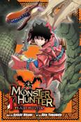 Monster Hunter: Flash Hunter Manga Volume 1
