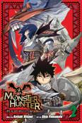 Monster Hunter Flash Hunter Manga Volume 2