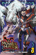 Monster Hunter: Flash Hunter Manga Volume 3