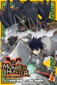 Monster Hunter Flash Hunter Manga Volume 6