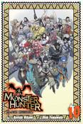 Monster Hunter Flash Hunter Manga Volume 10