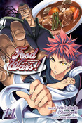 Food Wars! Manga Volume 11