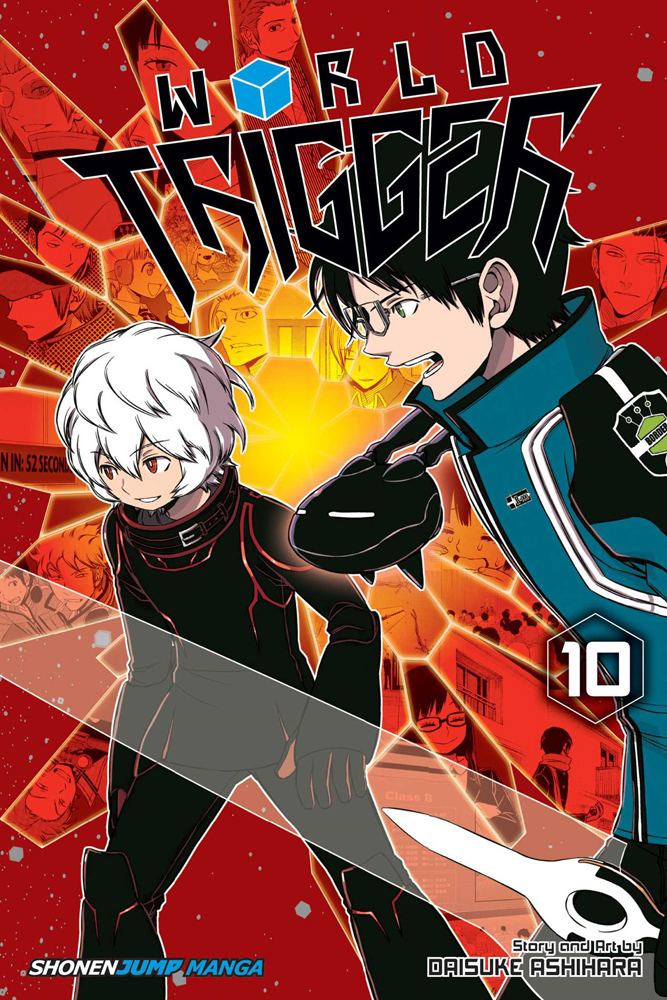 World Trigger Manga Volume 10