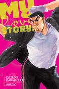 My Love Story!! Manga Volume 8