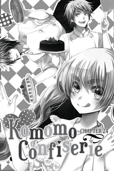 Komomo Confiserie Manga Volume 5