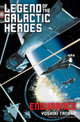 Legend of the Galactic Heroes Novel Volume 3