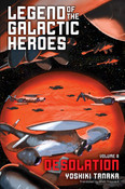 Legend of the Galactic Heroes Novel Volume 8