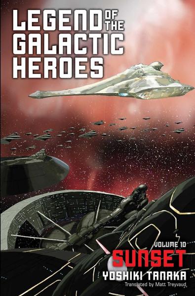 Legend of the Galactic Heroes Novel Volume 10