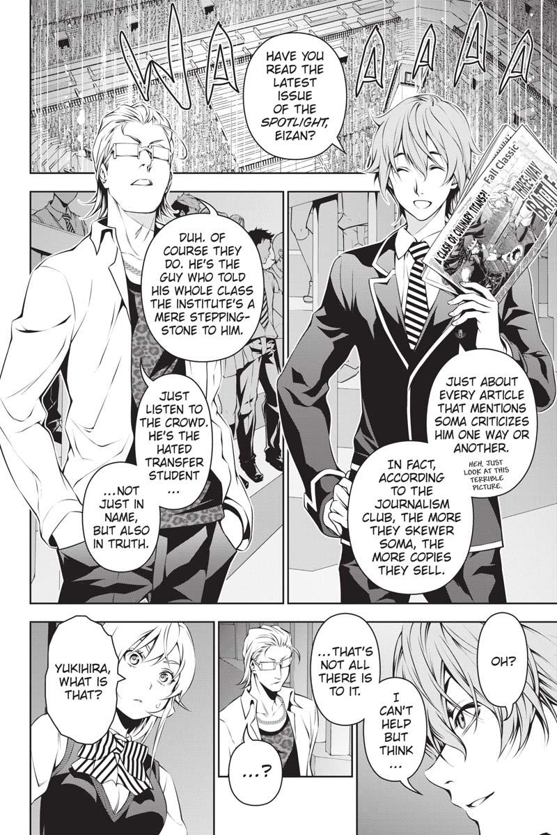 Food Wars! Manga Volume 13