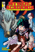 My Hero Academia Manga Volume 3