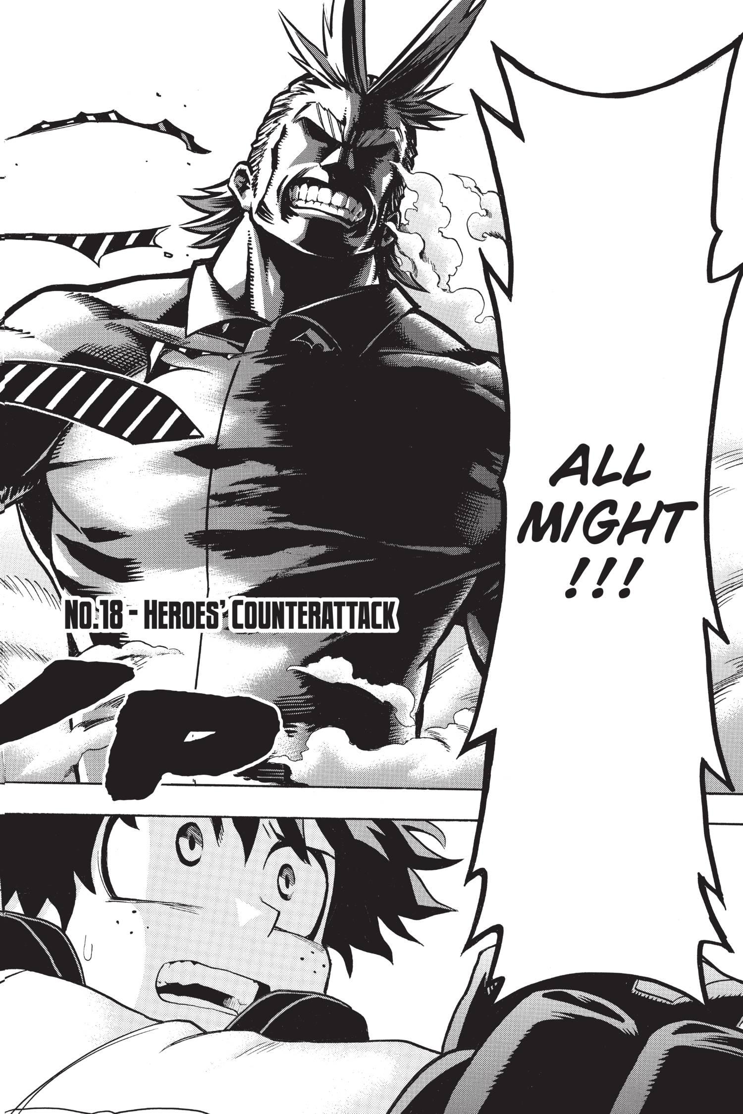 My manga