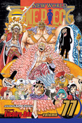 One Piece Manga Volume 77
