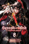 Seraph of the End Manga Volume 8