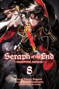 Seraph of the End Manga Volume 8
