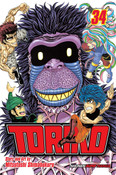 Toriko Manga Volume 34