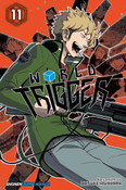 World Trigger Manga Volume 11