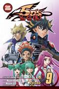 Yu-Gi-Oh! 5D's Manga Volume 9