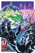 One-Punch Man Manga Volume 7