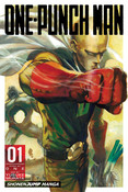 One-Punch Man Manga Volume 1