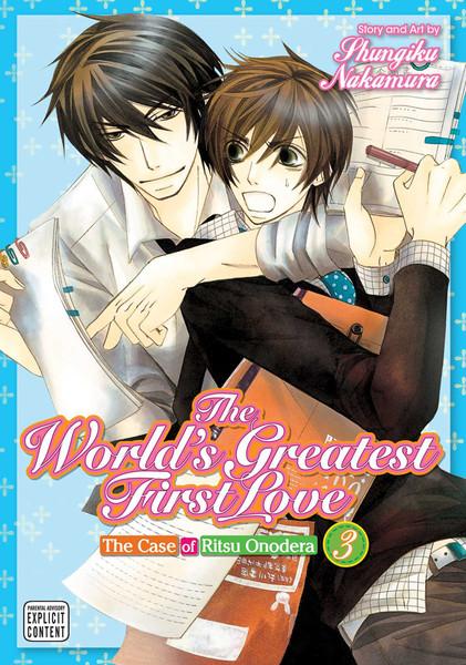 World's Greatest First Love Manga Volume 3