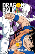 Dragon Ball Full Color Freeza Arc Manga Volume 4