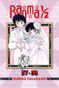 Ranma 1/2 2 in 1 Edition Manga Volume 19