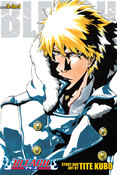Bleach 3 in 1 Edition Manga Volume 17