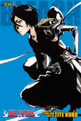 Bleach 3 in 1 Edition Manga Volume 18