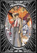 blanc et noir Takeshi Obata Illustrations (Hardcover)