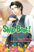 Skip Beat! 3 in 1 Edition Manga Volume 12