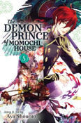 The Demon Prince of Momochi House Manga Volume 5