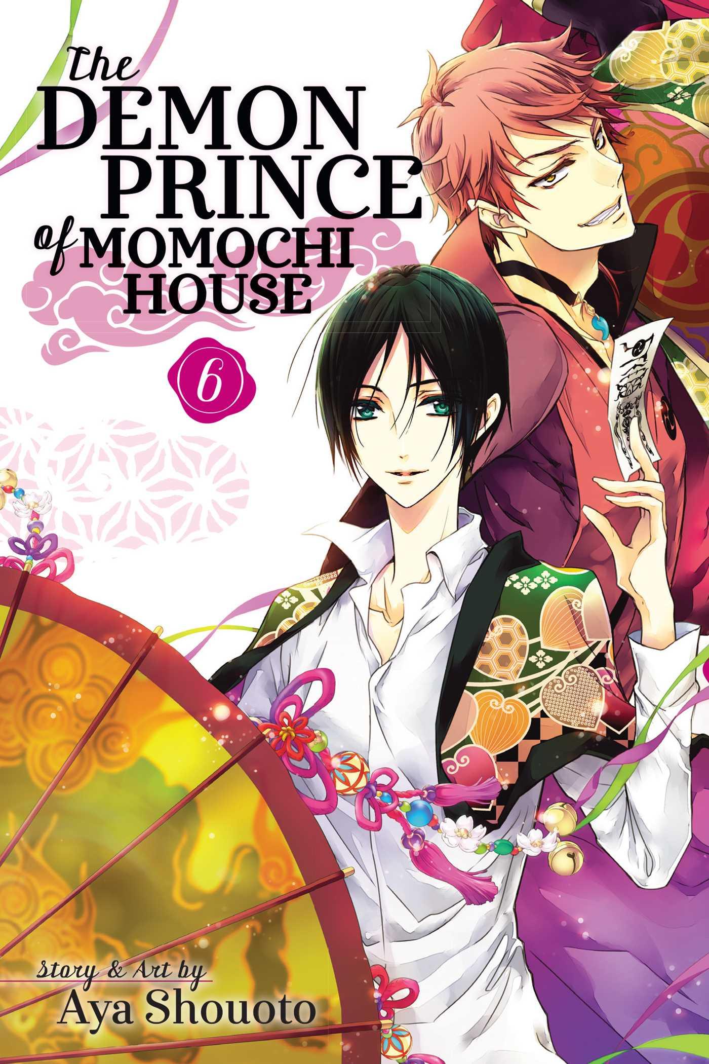 The Demon Prince Of Momochi House Manga Volume 6