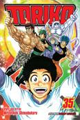 Toriko Manga Volume 35