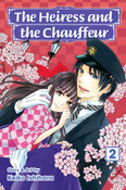 The Heiress and the Chauffeur Manga Volume 2