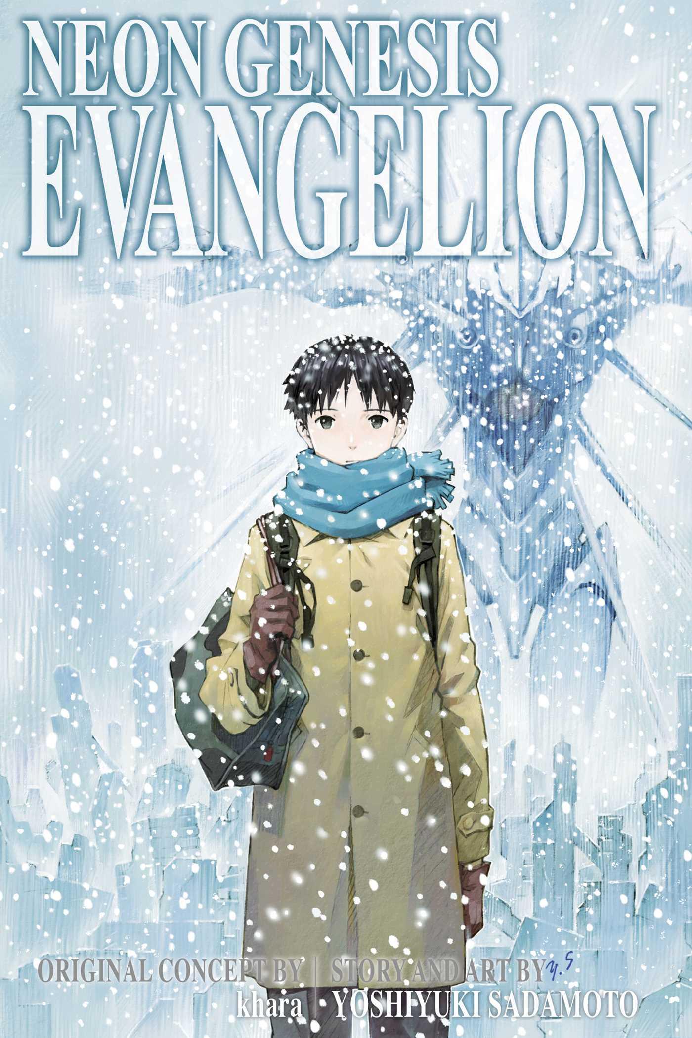 Neon Genesis Evangelion Episodenguide
