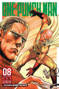 One-Punch Man Manga Volume 8