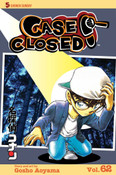 Case Closed Manga Volume 62