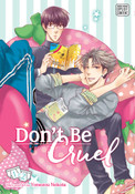 Don't Be Cruel 2 in 1 Edition Manga Volume 1-2