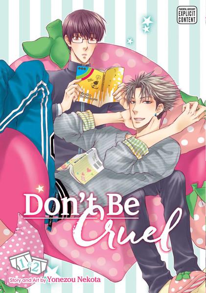 Don't Be Cruel 2 in 1 Edition Manga Volume 1-2