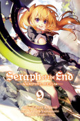 Seraph of the End Manga Volume 9