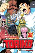 Toriko Manga Volume 36