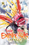 Twin Star Exorcists Manga Volume 6