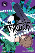 World Trigger Manga Volume 12